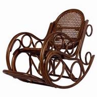 Кресло-качалка Novo (Ново) с подушкой