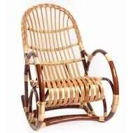 Кресло-качалка Ракита (орех)