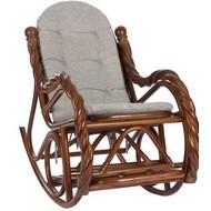 Кресло-качалка Silesia с подушкой (JC-3075)