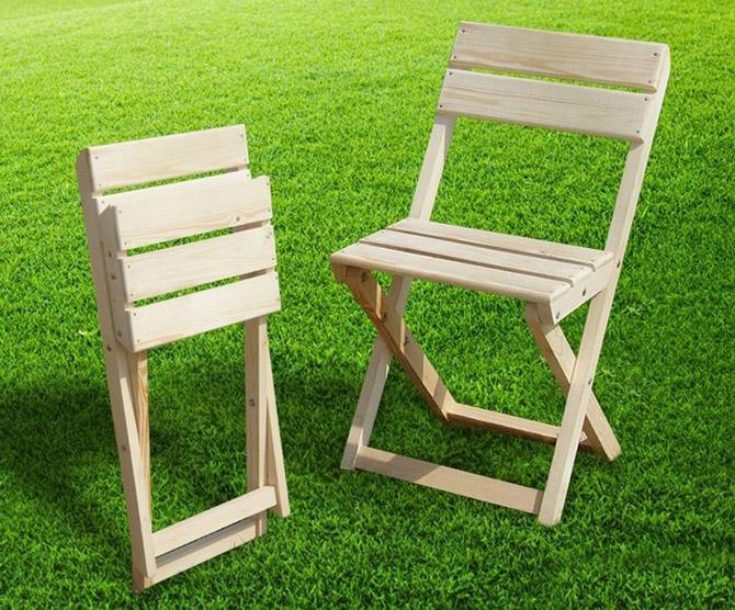 Как своими руками сделать пластиковые стулья