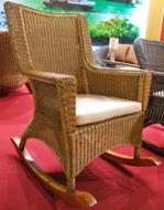 Кресло-качалка Август