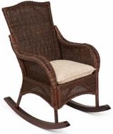 Кресло-качалка Bali из ротанга