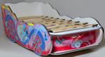 Детская кровать «Принцесса» (люкс)