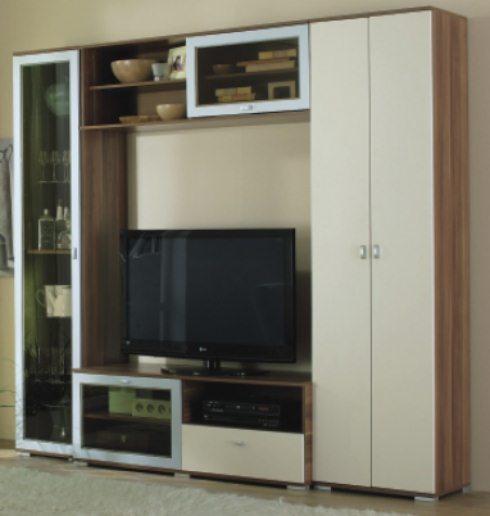 Набор модульной мебели для гостиной Корса - Модульные серии и наборы - Мебель для гостиной